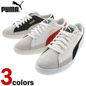 プーマ PUMA スニーカー バスケット 90680 365944 プーマホワイト/プーマブラック(01)プーマホワイト/オレンジ.com(02)プーマブラック(03)|sneaker-soko