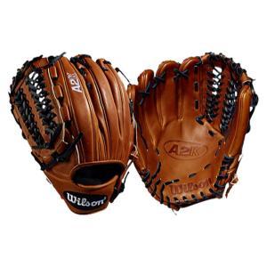 野球 手袋/グローブ ウィルソン A2K D33 FIELDERS グローブ グラブ 手袋  メンズ...
