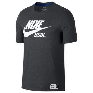 Nike ナイキ Baseball ベースボール K Logo ロゴ T-Shirt Tシャツ - ...