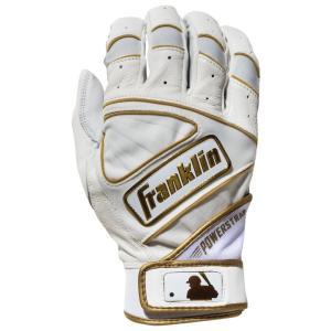 Franklin フランクリン Powerstrap Batting バッティング Gloves -...