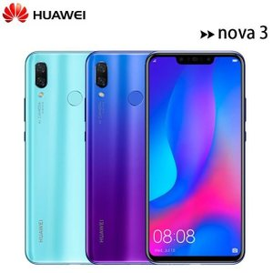Huawei Nova 3 RAM:6GB/ROM:128GB デュアルSIMフリー 6.3インチF...