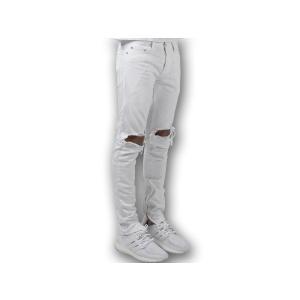 M1 DENIM ミニマル デニム 【MEN'S】 white 17ML-SP150P-WT|sneakerplusone