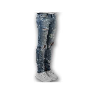 M1 DENIM ミニマル デニム 【MEN'S】 splash 17ML-SP151P|sneakerplusone