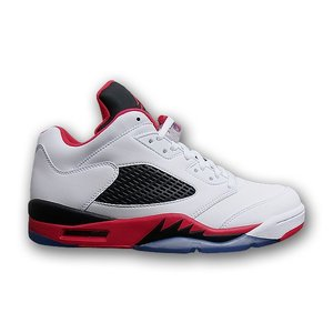 AIR JORDAN 5 RETRO LOW 'FIRE R...