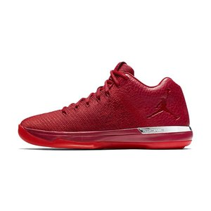AIR JORDAN XXXI LOW 'RED TO TOE' エア ジョーダン 31 【MEN'S】 gym red/gym red-action red-chrom 897564-601