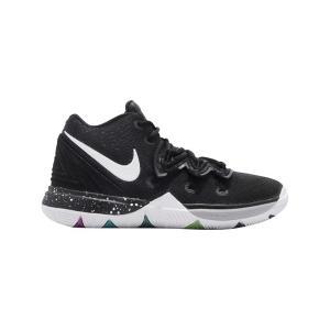Little Nike Kyrie 5 Basketball University Red//Black//Pure Platinum AQ2458 600