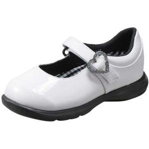 入園式 靴 入学式 靴 子供用フォーマルシューズ 冠婚葬祭用シューズ 七五三用シューズ ムーンスターキャロット CR 2093 ホワイト  sneakers-trend