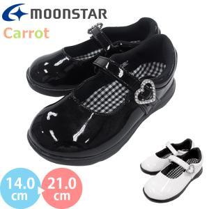 入園式 靴 入学式 靴 子供用フォーマルシューズ 冠婚葬祭用シューズ 七五三用シューズ ムーンスターキャロット CR 2093 ブラック  sneakers-trend