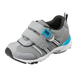子供靴  スニーカー 幅広 3E ムーンスター  CR C2139  カラー グレー  sneakers-trend