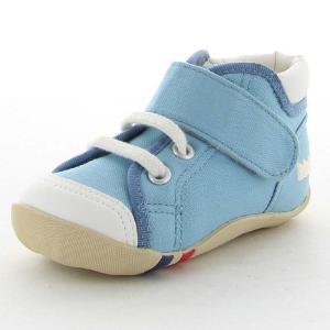 ムーンスター ベビー靴 CR B63 カラー スカイ MADE IN JAPAN|sneakers-trend