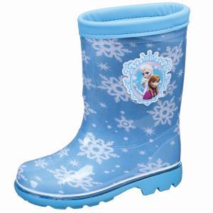 アナと雪の女王 ディズニー 長靴 C63 サックス|sneakers-trend