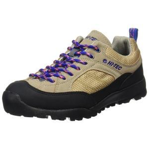 アウトドア トレッキング レディースシューズ HT HKW05 2E ベージュ HI-TEC ハイテック|sneakers-trend