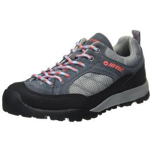 アウトドア トレッキング レディースシューズ HT HKW05 2E グレイ HI-TEC ハイテック|sneakers-trend