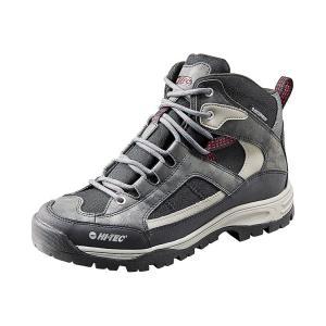 アウトドア トレッキング メンズシューズ HT TRM732 3E ブラック /グレー HI-TEC ハイテック|sneakers-trend