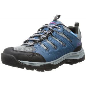 アウトドア トレッキング メンズシューズ HT TRM738 3E グレー/ブルー HI-TEC ハイテック|sneakers-trend