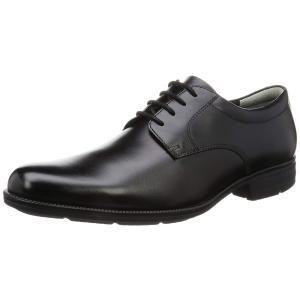 ビジネスシューズ 本革 プレーントゥ メンズ 黒 ブラック SPH4600 歩きやすい sneakers-trend