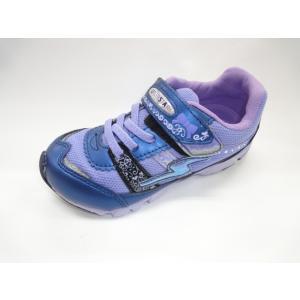 子供靴 バネのチカラ ムーンスター SS K7028F ネー...