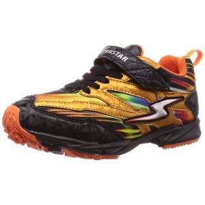子供靴 バネのチカラ ムーンスター SSK919 RB レインボー 2E 男の子 キッズ スニーカー|sneakers-trend