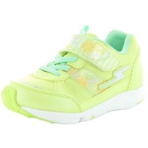 子供靴 バネのチカラ ムーンスター SSK935 MT ミント 2E 女の子 キッズ スニーカー|sneakers-trend