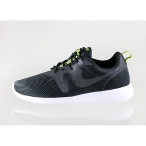 NIKE ナイキ ROSHE RUN HYP (BLACK / BLACK - ANTHRACITE - VENOM GREEN)26cm|sneakersuppliers