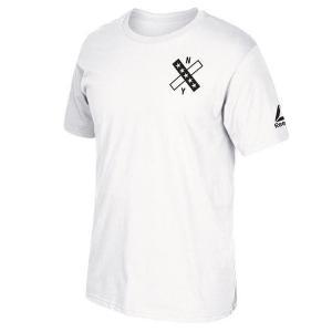 汚れあり!Reebok リーボック  UFC 205 New York City Split T-Shirt Tシャツ men's メンズ M|sneakersuppliers