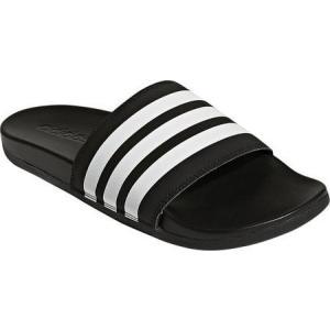アディダス ユニセックス サンダル adidas adilette Cloudfoam Plus Stripes C Sandal (Men's)|sneakersuppliers