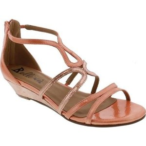 Bellini Gwen ユニセックス  Strappy Wedge Sandal (Women' ...
