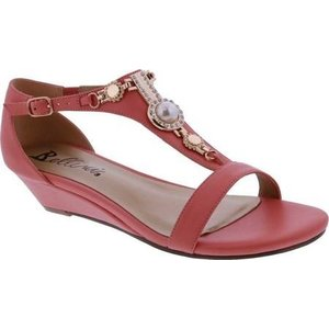 Bellini Lynn ユニセックス  T-Strap Sandal (Women' Wedge ...