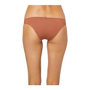 ユニセックス 防水シューズ O'Neill Salt Water Solids Multi Side Bikini Bottom (Women's)|sneakersuppliers