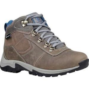 ユニセックス 防水シューズ Timberland Mount Maddsen Mid Leather Waterproof Boot (Women's)|sneakersuppliers