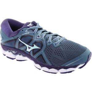 ユニセックス スニーカー シューズ Mizuno Wave Sky 2 Running Shoe (Women's)|sneakersuppliers