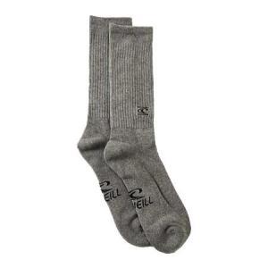 ユニセックス 衣類 アパレル O'Neill Commons 3 Pack Crew Sock (Men's)|sneakersuppliers