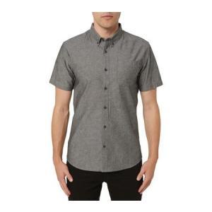 ユニセックス シャツ トップス O'Neill Banks Short Sleeve Shirt (Men's) sneakersuppliers