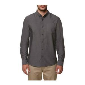 ユニセックス シャツ トップス O'Neill Banks Long Sleeve Shirt (Men's) sneakersuppliers