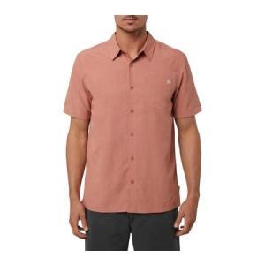ユニセックス シャツ トップス O'Neill Liberty Short Sleeve Shirt (Men's) sneakersuppliers
