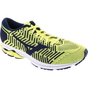 ユニセックス スニーカー シューズ Mizuno WaveKnit R2 Running Shoe (Men's)|sneakersuppliers