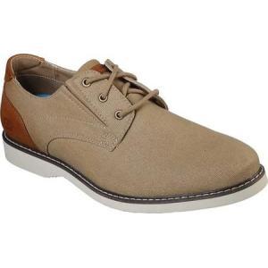 ユニセックス 靴 革靴 フォーマル Skechers Parton Wilcon Oxford (Men's)|sneakersuppliers