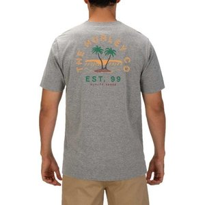 ハーレー メンズ シャツ トップス Men's Island Palms T-Shirt|sneakersuppliers