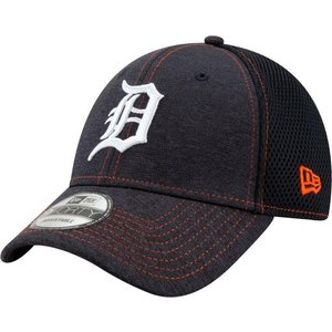 ニューエラ ユニセックス 帽子 キャップ Youth Detroit Tigers 9Forty Team Tread Adjustable Hat|sneakersuppliers