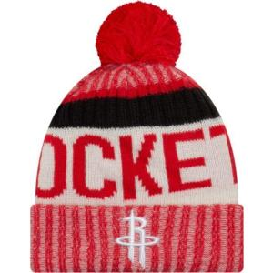 ニューエラ メンズ 帽子 キャップ Men's Houston Rockets Knit Hat|sneakersuppliers