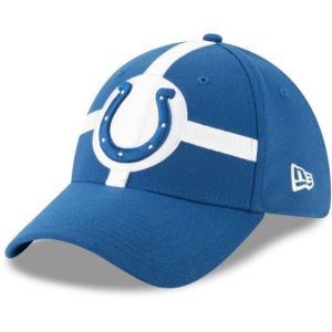 ニューエラ メンズ 帽子 キャップ Men's Indianapolis Colts 2019 NFL Draft 39Thirty Stretch Fit Blue Hat|sneakersuppliers
