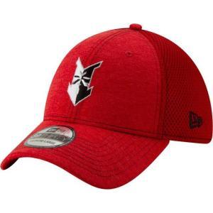ニューエラ メンズ 帽子 キャップ Men's Indianapolis Indians 39Thirty Stretch Fit Hat|sneakersuppliers