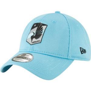 ニューエラ メンズ 帽子 キャップ MLS Men's Minnesota United FC 9Twenty Adjustable Hat|sneakersuppliers
