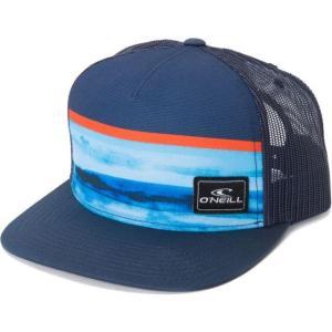 オニール メンズ 帽子 キャップ Men's Breaker Trucker Hat|sneakersuppliers