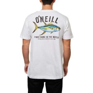 オニール メンズ シャツ トップス Men's Ahi Short Sleeve T-Shirt|sneakersuppliers