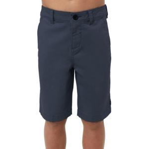 オニール ボーイズ ハーフパンツ Boys' Redwood Stretch Shorts|sneakersuppliers