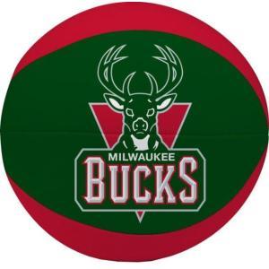 ローリングス ユニセックス アクセサリー Milwaukee Bucks 4 Softee Basketball|sneakersuppliers