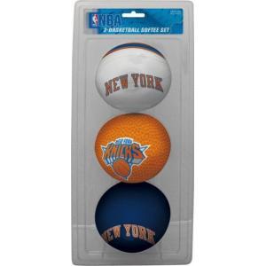 ローリングス ユニセックス アクセサリー New York Knicks Softee Basketball Three-Ball Set|sneakersuppliers