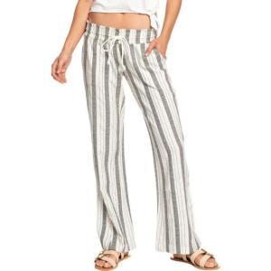 ロキシー レディース パンツ Women's Oceanside Woven Pants|sneakersuppliers