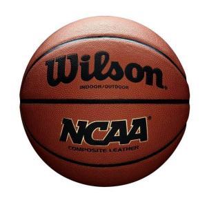 ウィルソン ユニセックス バスケットボール用品 NCAA Composite Youth Basketball (27.5) sneakersuppliers